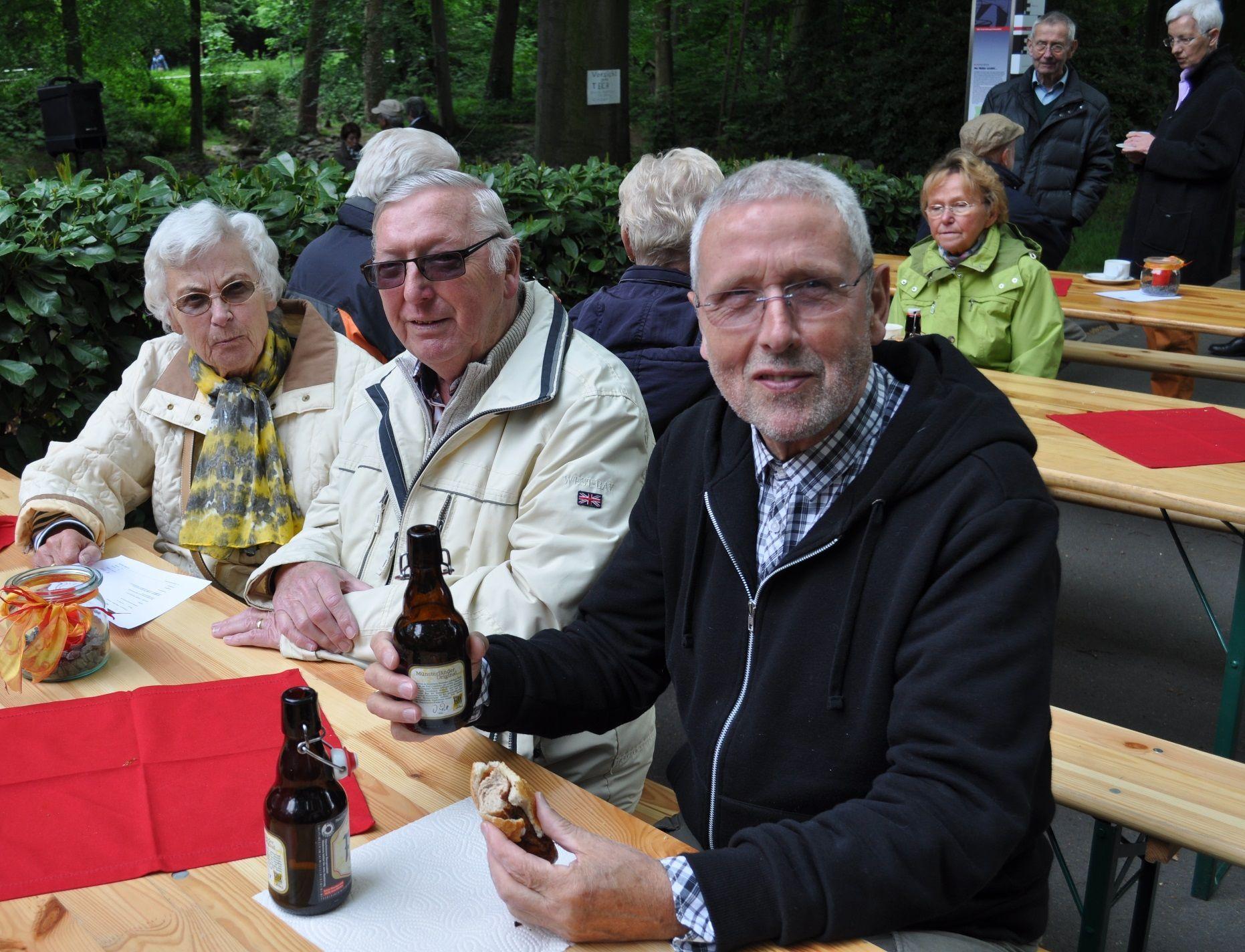 Mühlentag 2016 an der Schlossmühle Lippolthausen